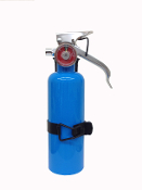 Universal Racing Blue Fire Extinguisher