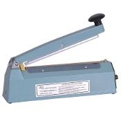 Bag Sealer Handheld Heat Impulse Sealing Machine 8""