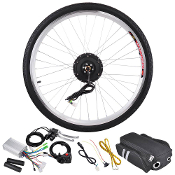 36v 250w 26in Front Wheel Electric Bicycle Motor Conversion Kit