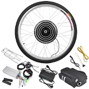 36v 800w 26in Front Wheel Electric Bicycle Motor Conversion Kit