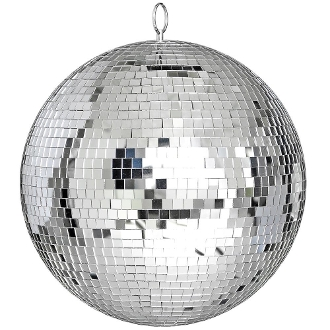 12 inch Party Disco Reflective Glass Mirror Ball