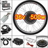 "36v 500w 26"" Rear Wheel Electric Bicycle Motor Conversion Kit"