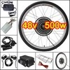 "48v 500w 26"" Front Wheel Electric Bicycle Motor Conversion Kit"