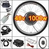 "48v 1000w 26"" Front Wheel Electric Bicycle Motor Conversion Kit"