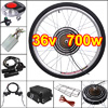 36v 700w 26in Rear Wheel Electric Bicycle Motor Conversion Kit